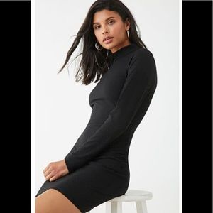 NEW! Forever 21 ribbed bodycon dress